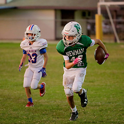 10-22-2019 JC vs Newman 6th Grade Football