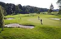 DELFT - Green hole 6, Golfclub Concordia. FOTO KOEN SUYK
