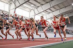 2017 Patriot League Indoor Track & Field Championship - College