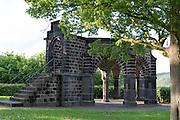 Königsstuhl bei Rhens, Oberes Mittelrheintal, Rheinland-Pfalz, Deutschland | kings chair near Rhens, Upper Middle Rhine Valley, Rhineland-Palatinate, Germany