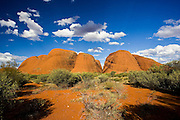 The Olgas, Kata Tjuta, Red Centre, Northern Territory, Australia