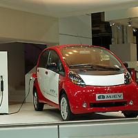 2010 Mitsubishi i-Miev, Paris Motor Show 2010
