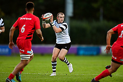 Nathan Chamberlain of Bristol Bears United  - Mandatory by-line: Ryan Hiscott/JMP - 24/09/2018 - RUGBY - Clifton RFC - Bristol, England - Bristol Bears United v Saracens Storm - Premiership Rugby Shield