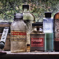 Potters Manor Bottles