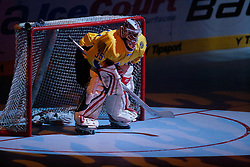 Sebastian Idoff of Sweden at IIHF In-Line Hockey World Championships 2011 Top Division quarter final match between National teams of Sweden and Czech Republic on June 24, 2011, in Pardubice, Czech Republic. (Photo by Matic Klansek Velej / Sportida)