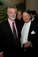 HMV FE Dinner 2006 in honour of Alan Shearer, The Grosvenor Hotel, London<br /> 18th April, 2006.  Clive Robbins visits Nordoff Robbins London Centre.<br /> Friday, April.8, 2005. (Photo/John Marshall JME)