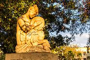 Monumento Mariana Grajales, Havana Vedado, Cuba.
