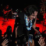Rick Springfield performs at Detroit River Days 2008