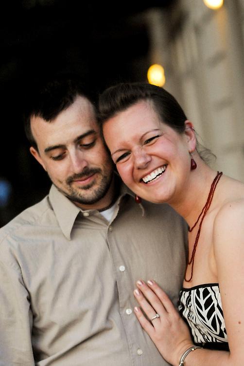 Thursday. May 14, 2009- The wedding rehearsal dinner of Jake Kelly and Laura Glyda.