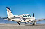 CCAS15 Beechcraft Bonanza A36 N23WR