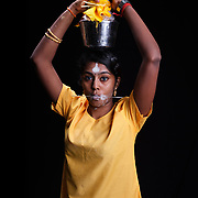 Portraits of Thaipusam