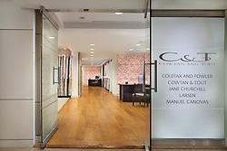 Cowtan and Tout showroom at Washington DC Design Center