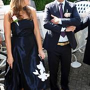NLD/Laren/20070829 - Huwelijk Willibrord Frequin en Susanne Rastin, kinderen Barbara en Louis