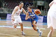 DESCRIZIONE : Riga Latvia Lettonia Eurobasket Women 2009 Qualifying Round Russia Italia Russia Italy<br /> GIOCATORE : Chiara Pastore<br /> SQUADRA : Italia Italy<br /> EVENTO : Eurobasket Women 2009 Campionati Europei Donne 2009 <br /> GARA : Russia Italia Russia Italy<br /> DATA : 14/06/2009 <br /> CATEGORIA : palleggio<br /> SPORT : Pallacanestro <br /> AUTORE : Agenzia Ciamillo-Castoria/E.Castoria<br /> Galleria : Eurobasket Women 2009 <br /> Fotonotizia : Riga Latvia Lettonia Eurobasket Women 2009 Qualifying Round Russia Italia Russia Italy<br /> Predefinita :