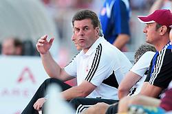 01.10.2011, easy Credit Stadion, Nuernberg, GER, 1.FBL, 1. FC Nürnberg / Nuernberg vs 1. FSV Mainz, im Bild:.Dieter Hecking (Trainer Headcoach Nuernberg).// during the Match GER, 1.FBL, 1. FC Nürnberg / Nuernberg vs 1. FSV Mainz on 2011/10/01, easy Credit Stadion, Nuernberg, Germany..EXPA Pictures © 2011, PhotoCredit: EXPA/ nph/  Will       ****** out of GER / CRO  / BEL ******