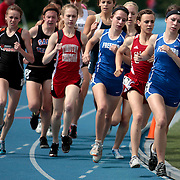 2011 IHSA Girls Track and Field Finals