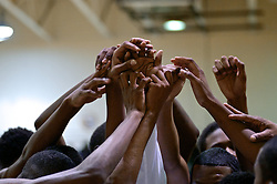 A burgeoning Northwest Philadelphia high-school sports rivalry continued to grow on Tuesday night as the MLK High Cougars boys basketball team defeated the Imhotep Institute Charter High School Panthers 57-54. <br /> <br /> With less than a minute remaining in Tuesday night's game, the score between the MLK Cougars and Imhotep Panthers was tied.