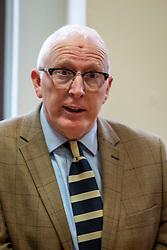 Pictured: Reverend Martin Fair<br />