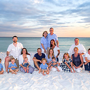 O'Leary Family Beach Photos