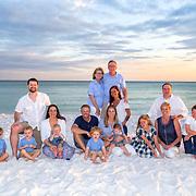 O'Leary Family Beach Photos