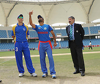 ICC World Twenty20 Qualifier UAE 2012.Afghanistan take on Namibia at the Dubai International Cricket Stadium, Dubai, on the first day of the tournament play offs. The winner of this tie will qualify for the ICC Twenty20 World Cup in Sri Lanka in September and will progress straight to the final on Saturday evening..Pic shows.