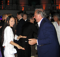 Graydon Carter dancing.Vanity Fair Party at Hotel Du Cap .2007 Cannes Film Festival .Cap D' Antibes, France .Saturday, May 19, 2007.Photo By Celebrityvibe; .To license this image please call (212) 410 5354 ; or.Email: celebrityvibe@gmail.com ;
