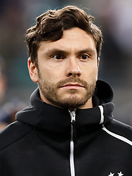 November 15, 2018 - Leipzig, Germany - Jonas Hector of Germany looks on during the international friendly match between Germany and Russia on November 15, 2018 at Red Bull Arena in Leipzig, Germany. (Credit Image: © Mike Kireev/NurPhoto via ZUMA Press)
