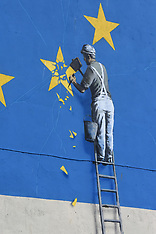 Brexit Banksy - 6 Nov 2017