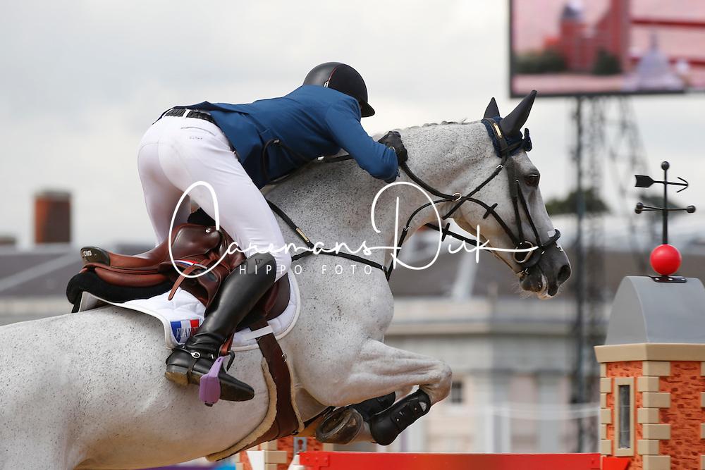 Staut Kevin (FRA) - Silvana<br /> Olympic Games London 2012<br /> © Dirk Caremans