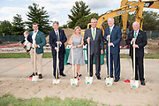 Sook Academic Center Groundbreaking , Athletics, Students, Univeristy Advancement, One- Time Events