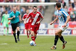 Lee Tomlin of Middlesbrough in action - Photo mandatory by-line: Rogan Thomson/JMP - 07966 386802 - 13/09/2014 - SPORT - FOOTBALL - Huddersfield, England - The John Smith's Stadium - Huddersfield town v Middlesbrough - Sky Bet Championship.