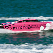 Mancine Cosmetics, Outboard Engine Class, Offshore Superboat Championships, Coffs Harbour, New South Wales, Australia