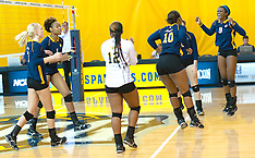 2012 A&T / UNCG Volleyball Invite