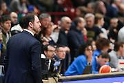 Andrea Diana, EA7 Emporio Armani Milano vs Germani Basket Brescia LBA serie A 4^ giornata di ritorno stagione 2016/2017 Mediolanum Forum Assago, Milano 12/02/2017