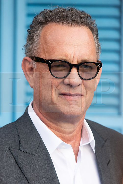 © Licensed to London News Pictures. 16/07/2018. London, UK. Tom Hanks attends the Mamma Mia! Here We Go Again World Film Premiere at Eventime Apollo Hammersmith. Photo credit: Ray Tang/LNP