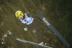 IAKOVLEVA Lidiia (RUS) during First round on Day 1 of FIS Ski Jumping World Cup Ladies Ljubno 2020, on February 22th, 2020 in Ljubno ob Savinji, Ljubno ob Savinji, Slovenia. Photo by Matic Ritonja / Sportida