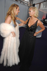 Left to right, GERI HALLIWELL and EMMA BUNTON at the 2008 Glamour Women of the Year Awards 2008 held in the Berkeley Square Gardens, London on 3rd June 2008.<br />