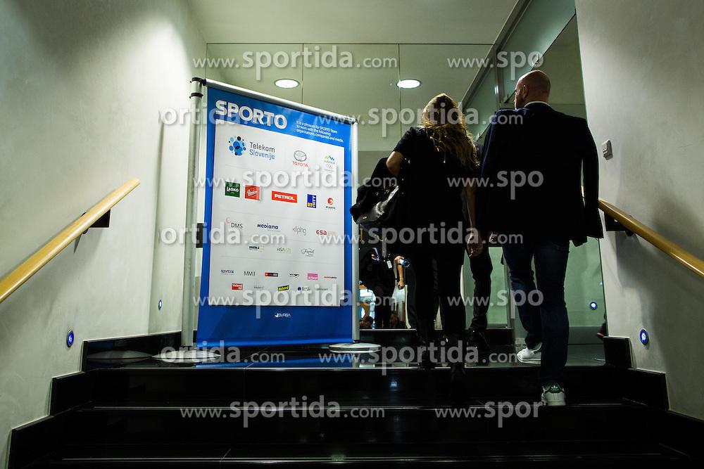 Sporto at Sports marketing and sponsorship conference Sporto 2015, on November 19, 2015 in Hotel Slovenija, Congress centre, Portoroz / Portorose, Slovenia. Photo by Vid Ponikvar / Sportida