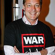 NLD/Amsterdam/20110112 - Bekendmaking samenwerking Albert Verlinde en Marco Borsato met eindejaarsmusial voor War Child,