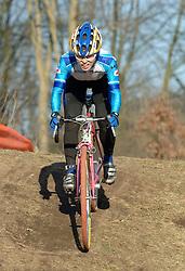 29-01-2006 WIELRENNEN: UCI CYCLO CROSS WERELD KAMPIOENSCHAPPEN: ZEDDAM <br /> Ikumi Tajika (JAP)<br /> ©2006-WWW.FOTOHOOGENDOORN.NL