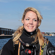 NLD/Amsterdam/20120326 - Presentatie Q-Music en 100 jaar Titanic, Patricia van Liempt