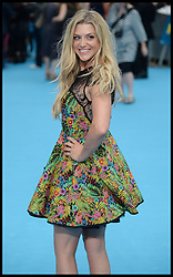 Anna Williamson<br />  arrives for the We're The Millers - European Film Premiere. Odeon, London, United Kingdom. Wednesday, 14th August 2013. Picture by Andrew Parsons / i-Images