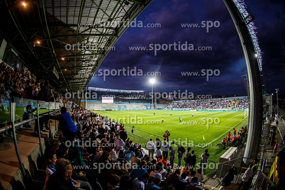 Stadium Rujevica during football match between HNK Rijeka and GNK Dinamo Zagreb in Round #27 of 1st HNL League 2016/17, on November 5, 2016 in Rujevica stadium, Rijeka, Croatia. Photo by Grega Valancic / Sportida