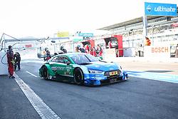 October 14, 2017 - Motorsports: DTM race Hockenheim-II, Saison 2017 - 9. Event Hockenheimring, GER, # 77 Loic Duval (FRA, Audi Sport Team Phoenix, Audi RS5 DTM) (Credit Image: © Hoch Zwei via ZUMA Wire)