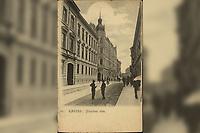 Zagreb : Nikolićeva ulica. <br /> <br /> Impresum[S. l. : S. n., 190-].<br /> Materijalni opis1 razglednica : tisak ; 14 x 9 cm.<br /> Vrstavizualna građa • razglednice<br /> ZbirkaGrafička zbirka NSK • Zbirka razglednica<br /> Formatimage/jpeg<br /> PredmetZagreb –– Nikole Tesle<br /> SignaturaRZG-TESL-1<br /> Obuhvat(vremenski)20. stoljeće<br /> NapomenaRazglednica nije putovala. • Poleđina razglednice namijenjena je samo za adresu.<br /> PravaJavno dobro<br /> Identifikatori000953888<br /> NBN.HRNBN: urn:nbn:hr:238:871052 <br /> <br /> Izvor: Digitalne zbirke Nacionalne i sveučilišne knjižnice u Zagrebu