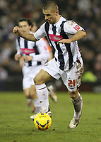 Photo: Rich Eaton.<br /> <br /> West Bromwich Albion v Luton Town. Coca Cola Championship. 12/01/2007. Kevin Phillips of West Brom who scored the extra time winner for West Brom