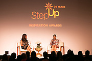 President, ABC Entertainment and founding Board Member, Step Up Women's Network, Channing Dungey and Inspiration Award Honoree Regina Hall