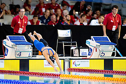 MEYERS Rebecca GBR at 2015 IPC Swimming World Championships -  Women's 100m Butterfly S13