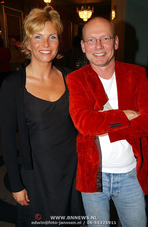 Radio 2 Gala vh Nederlandse Lied 2005, Anita Witzier en Sjoerd Pleijsier