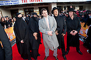THE DIRECTOR, Josh Appignanesi , The Infidel premiere. Apollo theatre, Hammersmith. London. 8 April 2010